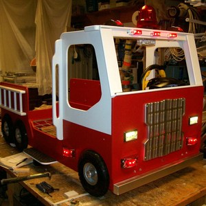 Fire Truck Toddler Bed Ryobi Nation Projects