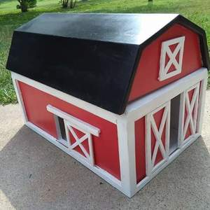 Redbarn Toy Box With Sliding Door Ryobi Nation Projects