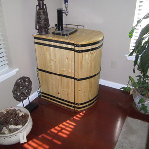 Barrel Keg