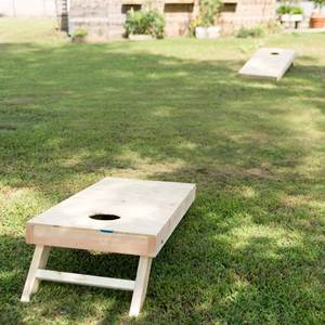 Photo: CORNHOLE BOARDS Project