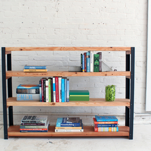 Photo: The Ironbound Bookcase Project