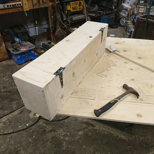 Ice Fishing Rod Storage Box Ryobi Nation Projects