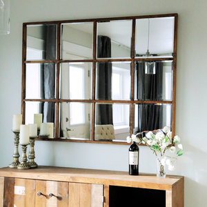 Photo: Easy Grid Mirror Project