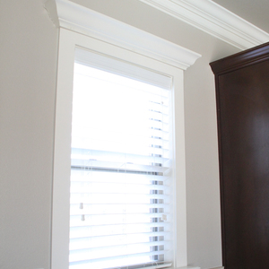 Photo: Window Trim Project
