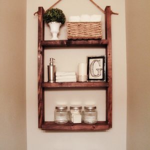 Photo: BATHROOM SHELF Project