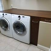 Laundry Room Storage Slider