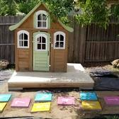 Mini Deck Play House