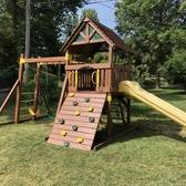 Playset Restoration For The Kiddos!