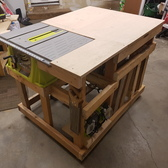 Multi-Purpose Work Table