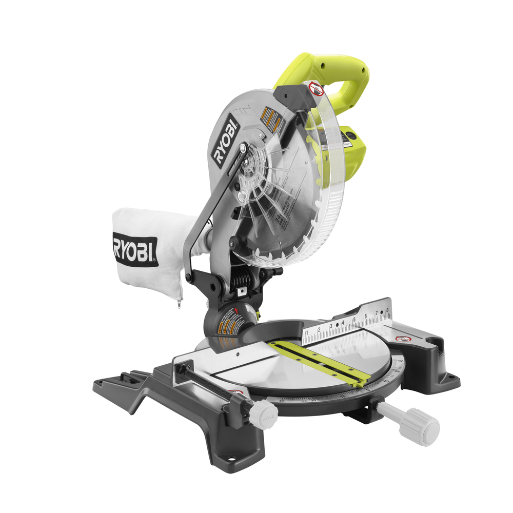 Miter saws guide tools 101 ryobi tools greentooth Image collections